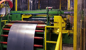Slitting Process